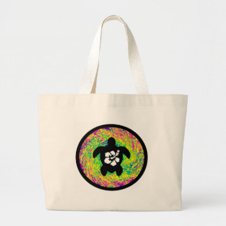 HONOR OF HONU LARGE TOTE BAG