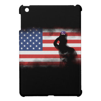 Honor Our Heroes On Memorial Day iPad Mini Cases