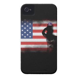 Honor Our Heroes On Memorial Day iPhone 4 Case