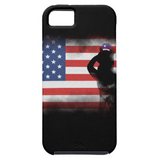 Honor Our Heroes On Memorial Day iPhone 5 Cases