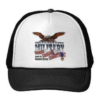 Honor Our Wounded Heroes Cap
