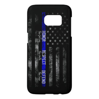 Honor Respect Defend Phone Case