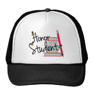 Honor Student Hats