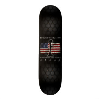 Honor The Fallen Skate Boards