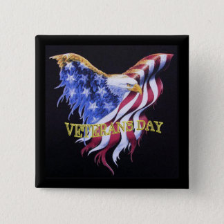 Honor This Day Veterans Day Button