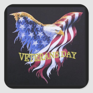 Honor This Day Veterans Day Stickers