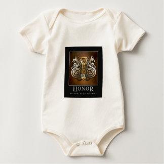 Honor T's Baby Bodysuit