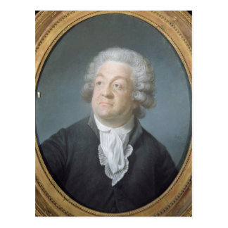Honore Gabriel Riqueti  Count of Mirabeau, 1789 Postcard