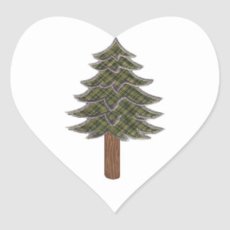 HONORED AND RESPECTED HEART STICKER