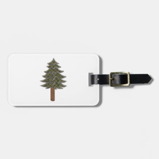 HONORED AND RESPECTED LUGGAGE TAG