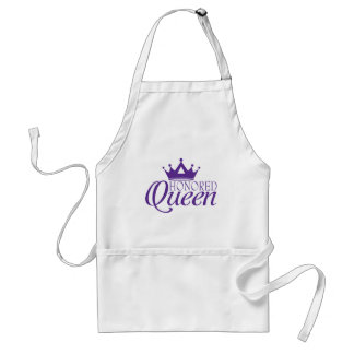 Honored Queen Standard Apron