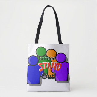 Honoring Diversity: Born to Stand Out bag