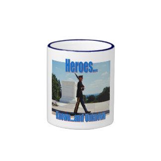 Honoring Heroes Mug