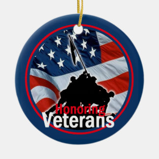Honoring Veterans Ornament
