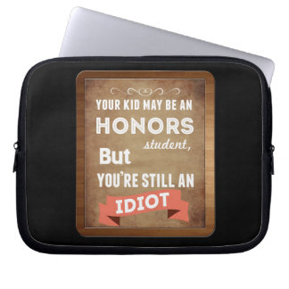 Honors Student Laptop Sleeve