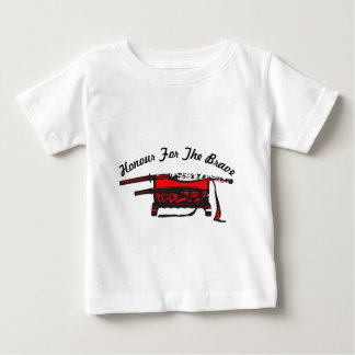 Honour For The Brave Baby T-Shirt