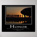 Honour Print