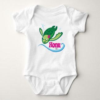 Honu Girl Baby Bodysuit