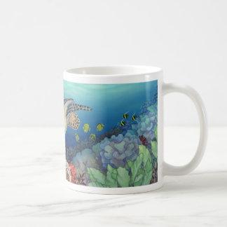 Honu (Green Sea Turtle) Coffee Mug
