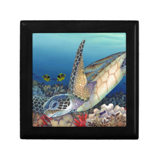 Honu (Green Sea Turtle) Gift Box
