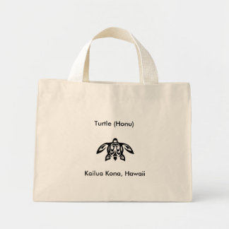 Honu Mini Tote Bag