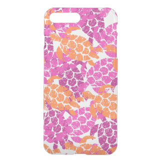 Honu Sea Turtle Hawaiian Aloha - Pink iPhone 8 Plus/7 Plus Case
