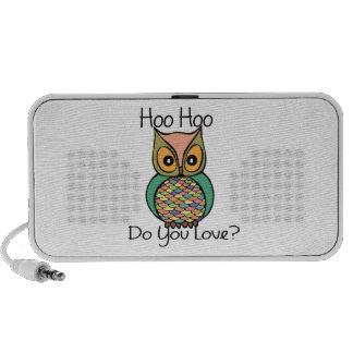 Hoo Love Speaker