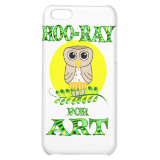 Hoo-Ray for Art Case For iPhone 5C