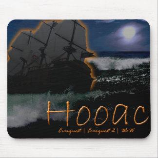 Hooac Ship Mousepad