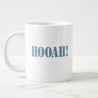 HOOAH AIR FORCE MUG