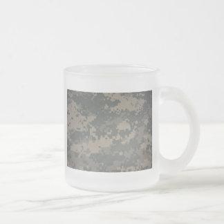 Hooah Camouflage ACU Pattern Troops Deployment Vet Coffee Mug