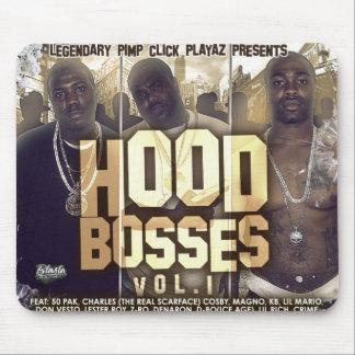 Hood Bosses Mousepad