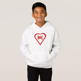 Hood HEART SWEATER
