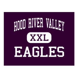 Hood River Valley - Eagles - High - Hood River Postcard