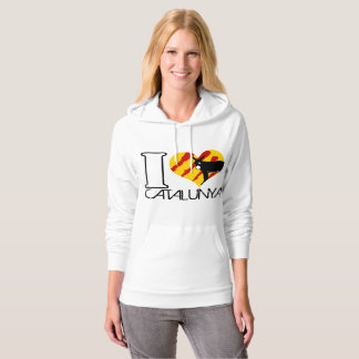 Hood sweat shirt woman I COILS CATALUNYA