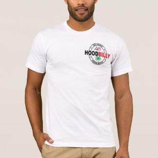 Hoodbilly Patch Logo Da Hood Boyz #1 T-Shirt