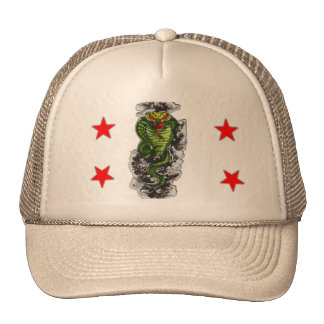 Hooded Cobra Hat