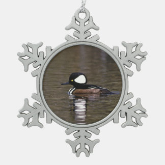 Hooded Merganser Ornaments