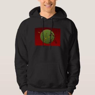hoodie dance martial arts paixao