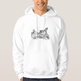 HOODIE FOR ***THE MOTORCYCLE RIDER*** IN YOUR LIFE