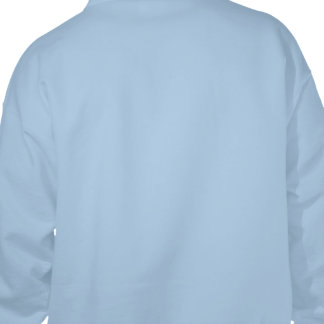 Hoodie in light blue (XL)