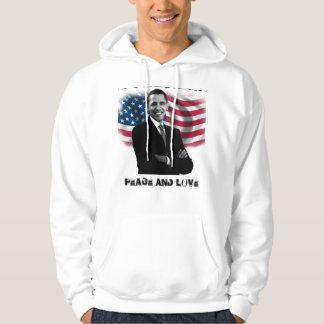 hoodie OBAMA, peace