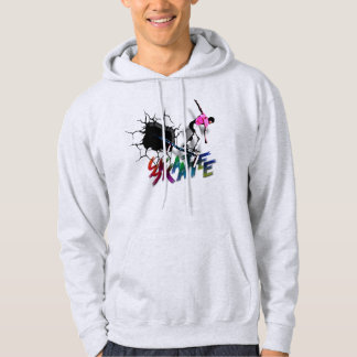 Hoodie sweater free style skater