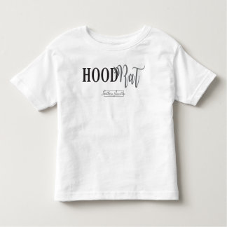 Hoodrat- White Toddler T-shirt