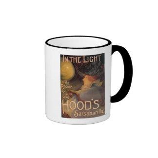 Hood's Sarsaparilla Promotional Poster Mugs