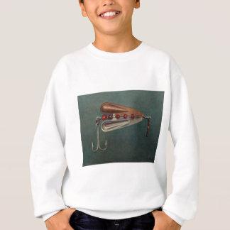 Hook Fishing Lure Sweatshirt