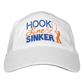 Hook Line and Sink - Baseball Cap