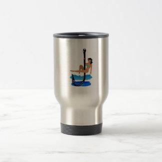 Hook, Line, Sink Her Travel Mug