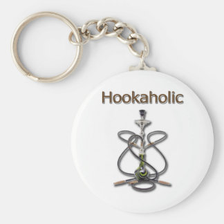 Hookah Holic 2 Key Ring