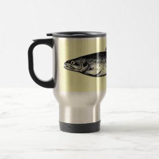 Hooked on Coffee Travel Mug